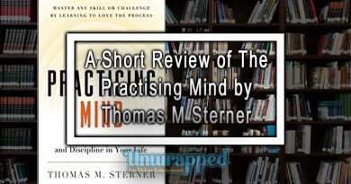 A Short Review of The Practising Mind by Thomas M Sterner