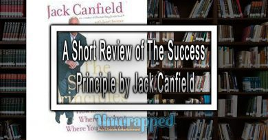 A Short Review of The Success Principle by Jack Canfield