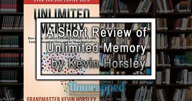 A Short Review of Unlimited Memory by Kevin Horsley