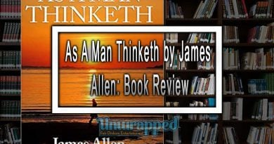 As A Man Thinketh by James Allen: Book Review