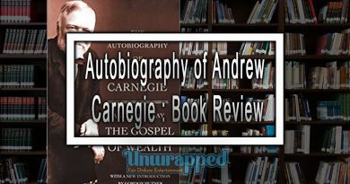 Autobiography of Andrew Carnegie : Book Review
