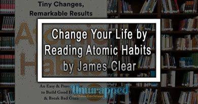 Change Your Life by Reading Atomic Habits by James Clear