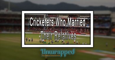 Cricketers Who Married Their Relatives