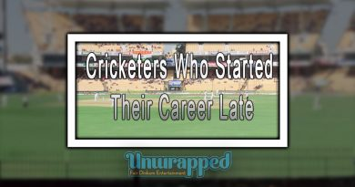 Cricketers Who Started Their Career Late