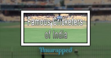 Famous Cricketers of India