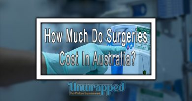 How Much Do Surgeries Cost In Australia?