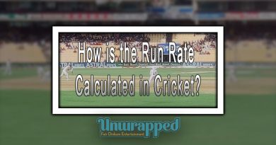 How is the Run Rate Calculated in Cricket?