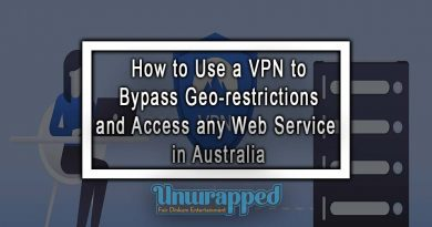 How to Use a VPN to Bypass Geo-restrictions and Access any Web Service in Australia