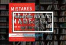 Mistakes Were Made (But Not By Me) by Carol Tavris and Elliot Anderson
