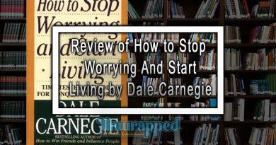 Review of How to Stop Worrying And Start Living by Dale Carnegie