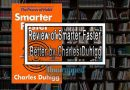 Review of Smarter Faster Better by Charles Duhigg