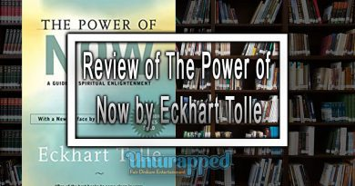 Review of The Power of Now by Eckhart Tolle