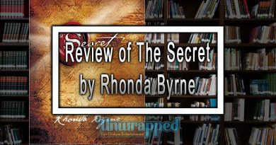 Review of The Secret by Rhonda Byrne