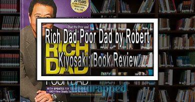 Rich Dad Poor Dad by Robert Kiyosaki: Book Review