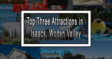 Top Three Attractions in Isaacs, Woden Valley