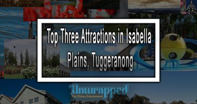Top Three Attractions in Isabella Plains, Tuggeranong