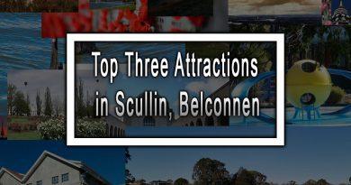 Top Three Attractions in Scullin, Belconnen