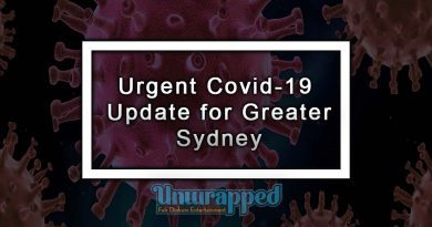 Urgent Covid-19 Update for Greater Sydney