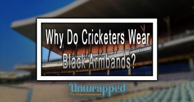 Why Do Cricketers Wear Black Armbands?