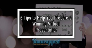 5 Tips to Help You Prepare a Winning Virtual Presentation