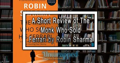A Short Review of The Monk Who Sold Ferrari by Robin Sharma