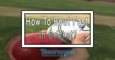 How To Bowl Fast In Cricket?