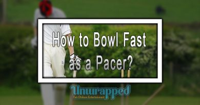 How to Bowl Fast As A Pacer?