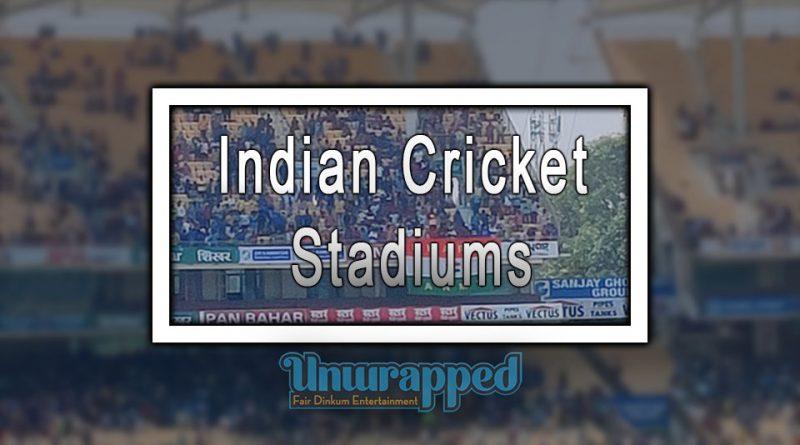 Indian Cricket Stadiums