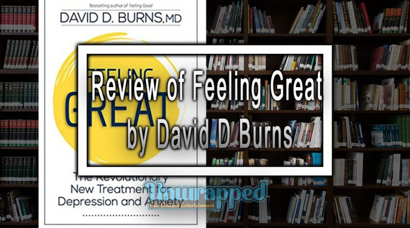Review of Feeling Great by David D Burns