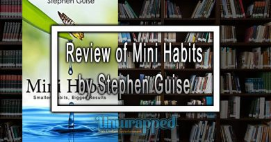 Review of Mini Habits by Stephen Guise