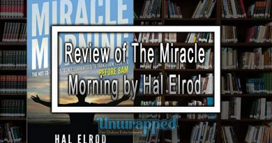 Review of The Miracle Morning by Hal Elrod
