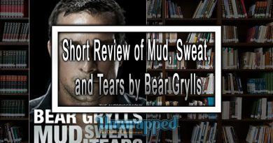 Short Review of Mud, Sweat, and Tears by Bear Grylls