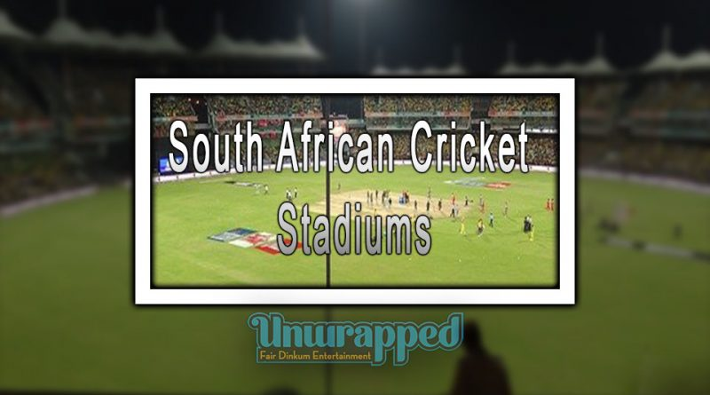 South African Cricket Stadiums