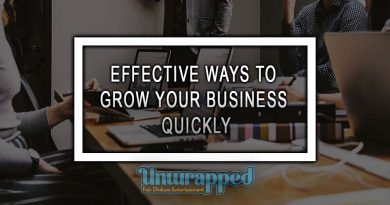 EFFECTIVE WAYS TO GROW YOUR BUSINESS QUICKLY