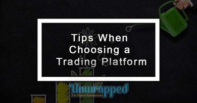 Tips When Choosing a Trading Platform