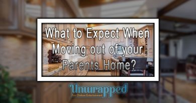 What to Expect When Moving out of your Parents Home?