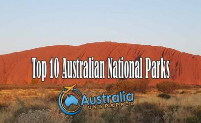 Top 10 Australian National Parks