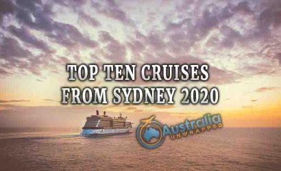 Top Ten Cruises from Sydney 2020
